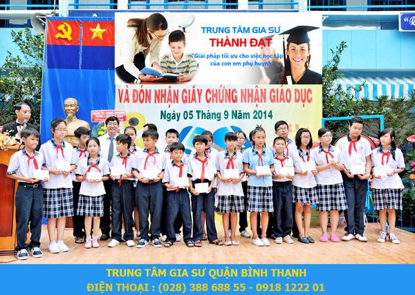 Gia su quan Binh Thanh