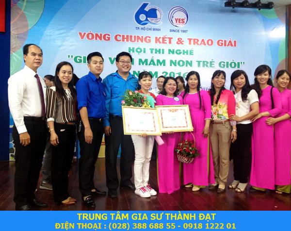 Gia su huyen Binh Chanh