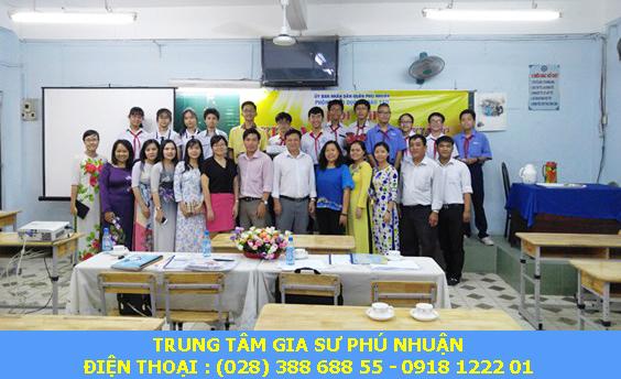 Gia su quan Phu Nhuan