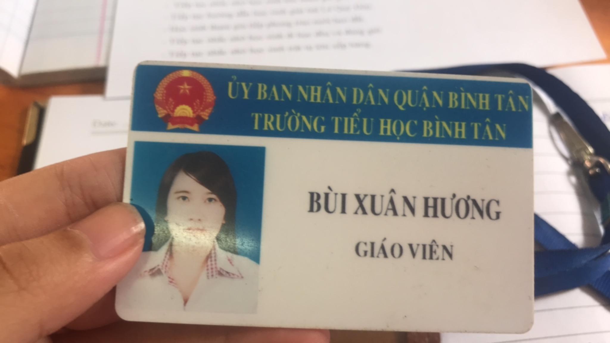 Bùi Xuân Hương