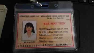 Cao Thị Minh Thùy