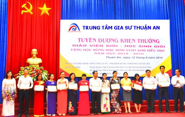 Gia su Thuan An