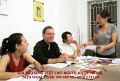 Gia sư Tiếng Việt cho người nước ngoài